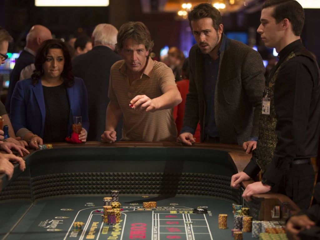 gambling hollywood movies
